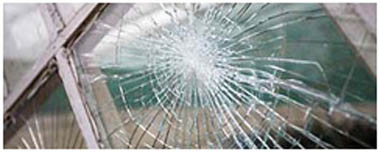 High Wycombe Smashed Glass